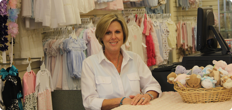 Cathy Fisher Fisher's Baby Boutique