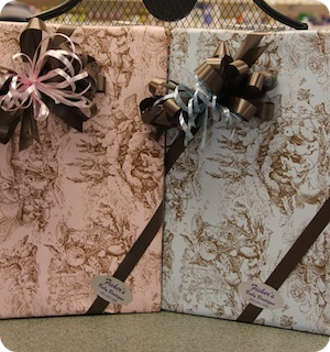 Baby Shower Gift Wrapping Services