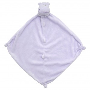 Angel Dear Hippo Blankie