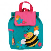Quilted Backpack Bee