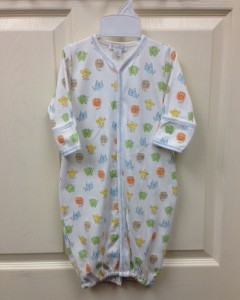 Boy's Safari Conv Gown