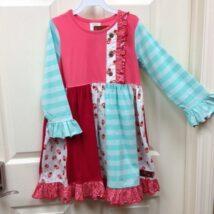Shabby Rose Dress