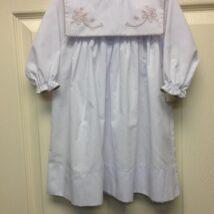 Smocked Flower Dress