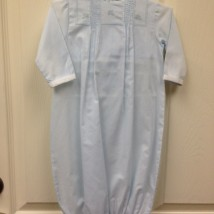 Blue Airplane Gown
