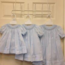 Blue Floral Dresses