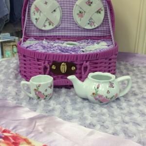 Butterfly Tea Set