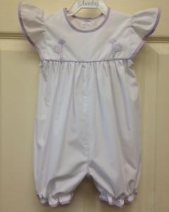 Lavender Daisy Bubble