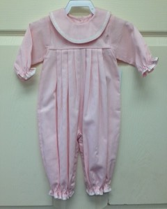 Pink Longall White Trim]