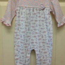 Darling Dachshund Playsuit