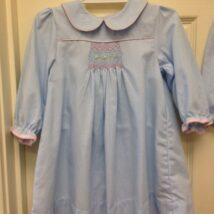 Long Sleeve Dress w Bloomers
