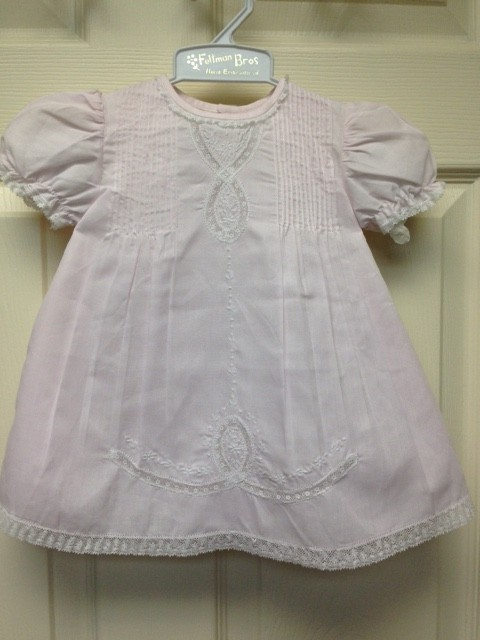 Feltman Brothers- Pink Gown w/ White Lace | Fisher's Baby ...