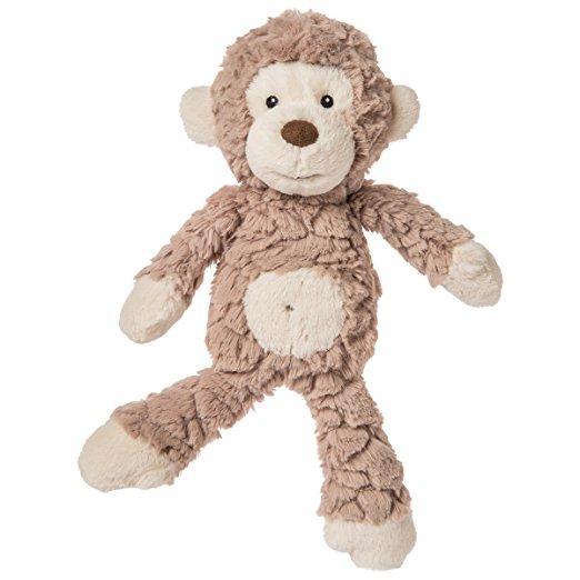Salope accro monkey spunk putty