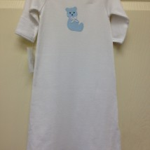 Blue Bear Gown