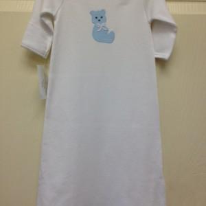 Blue Bear Gown