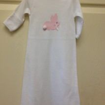 Pink Bunny Gown