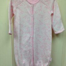 Pink Giraffe Gown