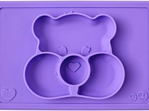 Purple Share Bear Mat