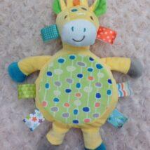 Taggies Gumdrop Giraffe Cookie Crinkle