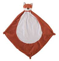 fox blankie