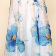 Blue Budding Beauty Dress