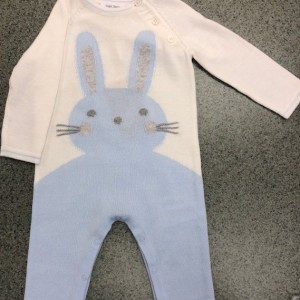 Blue Bunny Coverall