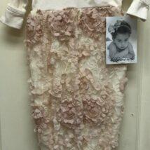 Cream & Blush Gown