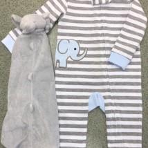 Elephant Boy Romper