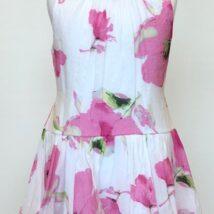 Pink Budding Beauty Dress