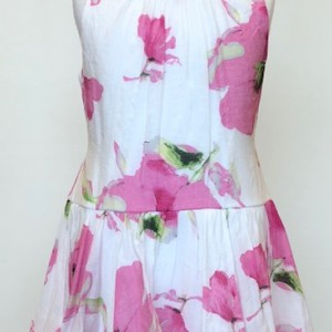 Pink Budding Beauty Dress