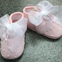 Pink Pearl Shoes