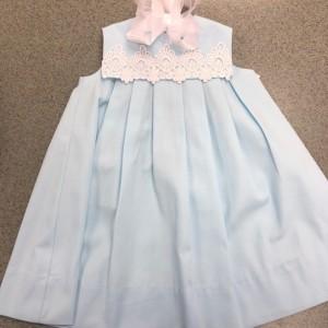 Blue Float Dress