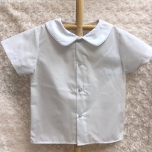 Boys White Dressy Shirt