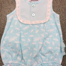 Dragonfly Romper 1