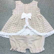 Khaki Bloomer Set 2