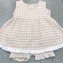 Khaki Bloomer Set