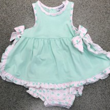 Mint Bloomer Set