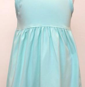 Mint Sleeveless Dress