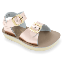 Rose Gold Surfer Sandal