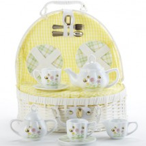 Bee Buzz Tea Set