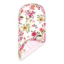 Charlotte Light Pink Burp Cloth