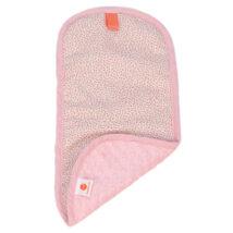 Everly Light Pink Burp Cloth