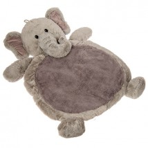Grey Elephant Mat