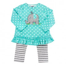 Elephant Tunic Set