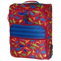 Rolling Luggage Dino