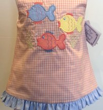 Fish Friends Criss Crop Bloomer Set 1