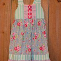 A Tisket A Tasket Dress