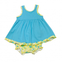 Butterfly Bloomer Set