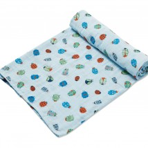 Lovely Bugs Swaddle