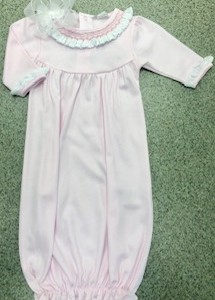 Baby Eyelet Gown