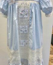 Blue Amelia Dress